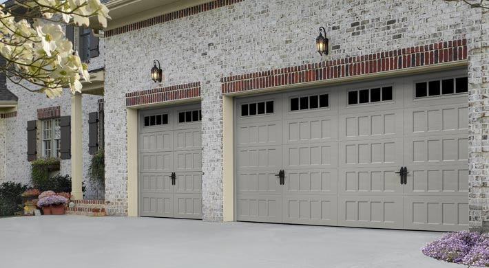 Residential Garage Doors All American Overhead And